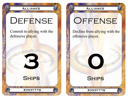 Alliance card art by Jack Reda